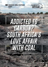 Addicted to carbon ? South Africa's love affair with coal - Cover page